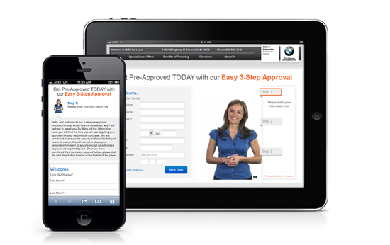 VCC is 100% Mobile & Tablet Adaptive