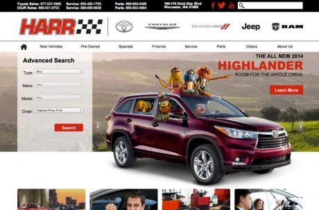 Auto Dealer Websites Dealer Marketing Services Car