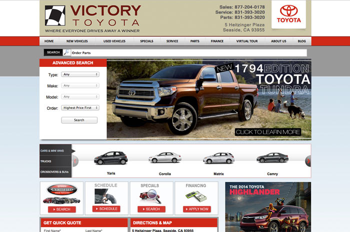 Canadian Toyota Customer Service