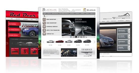 Custom Canadian Website Design