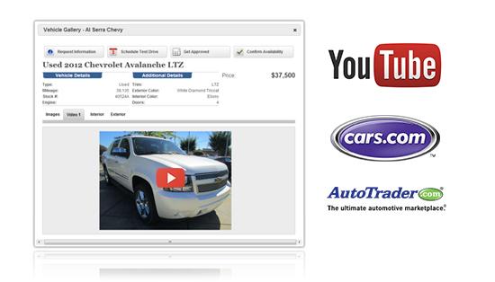 Inventory Video Integration