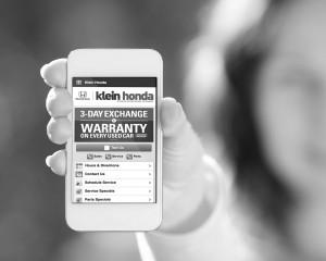 Mobile Dealer Websites