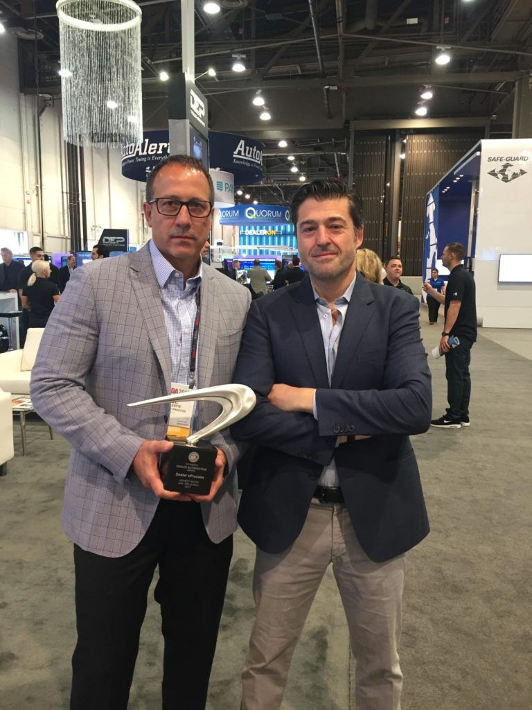 2018 Driving Sales Highest SEM Award